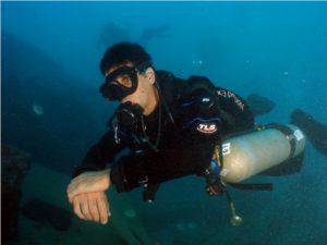 Curso de Instructor de Sidemount - buceo con montaje lateral