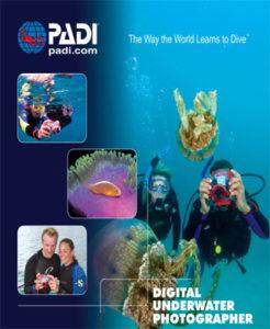 Curso de Instructor de Fotografía Digital Subacuática