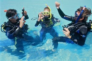 Curso PADI IDC Staff Instructor